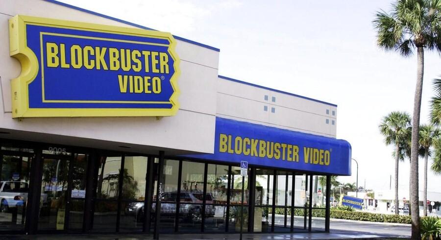 Den amerikanske video- og spiludlejningskæde Blockbuster ser ud til at lukke og slukke i Storbritannien.