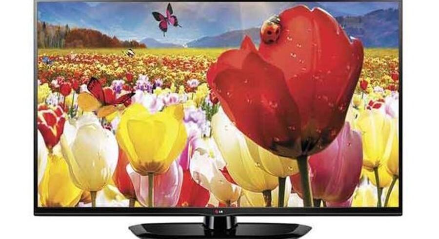 LG indstiller nu produktionen af sine plasmafladskærme præcis samtidig med konkurrenten Samsung. Foto: LG