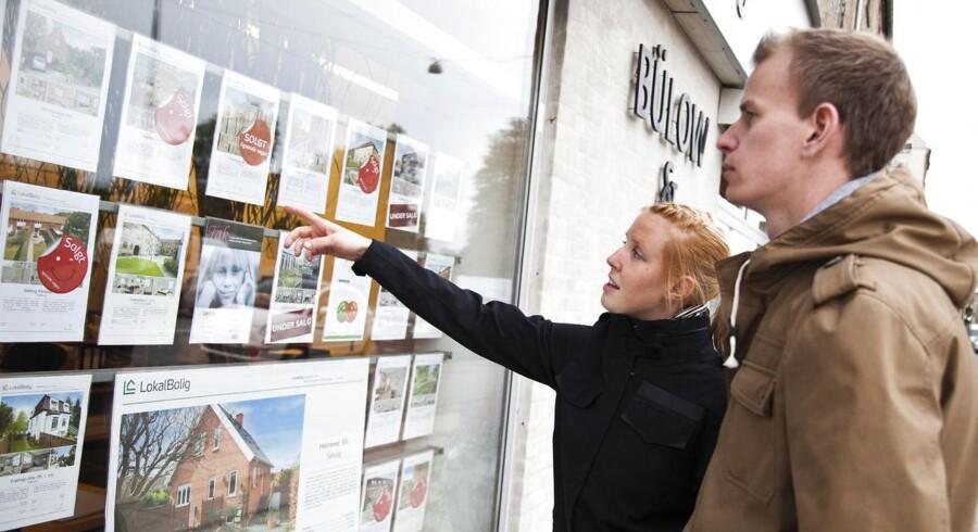 Trods høje ejendomsskatter er det stadig populært at købe villa på Frederiksberg.