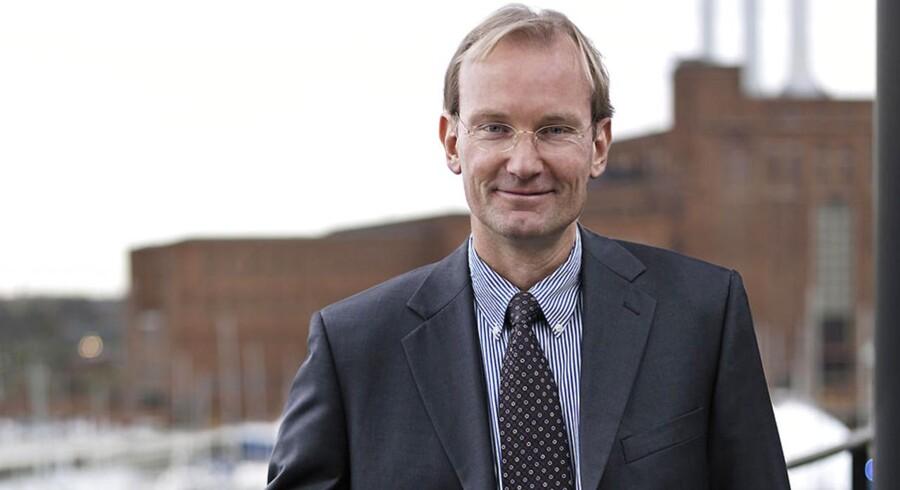 Niels Smedegaard afløser Thomas Rehder, der har været formand for ECSA siden december 2013.