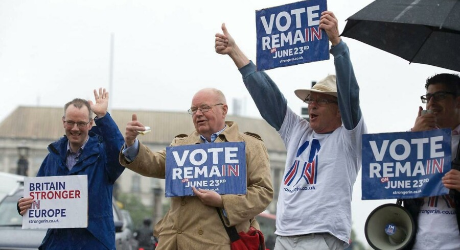 Arkivfoto: brexit.