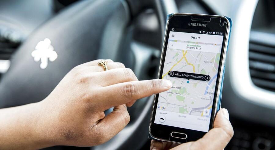 Det amerikanske selskab lukker ned for den omstridte Uberpop-tjeneste i Sverige.