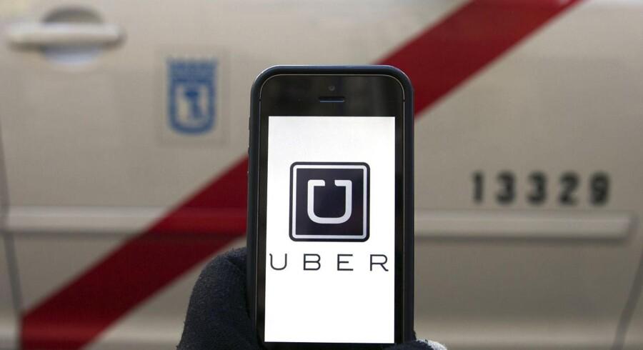 Uber-modstandere tager nu sagen i egen hånd og hænger Uber-chauffører ud i en offentlig Facebook-gruppe.