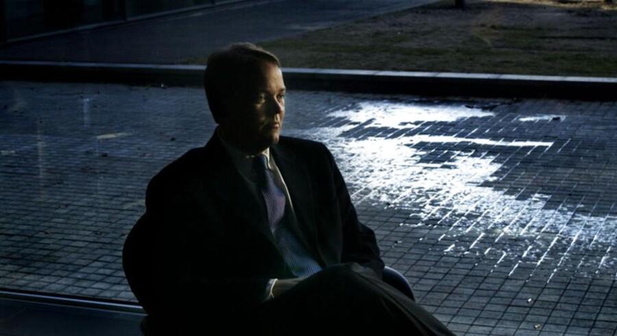 Lars Monrad-Gylling har sagt op som topchef i KMD efter 15 år uden at vide, hvad han så skal. Arkivfoto: Stine Larsen, Scanpix
