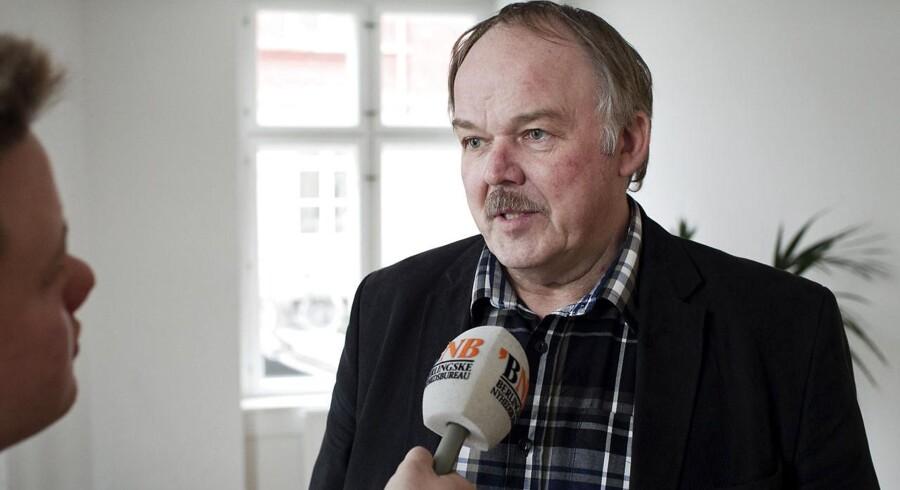 Dansk Folkepartis Bent Bøgsted går positivt til forhandlinger om et kontanthjælpsloft med regeringen.