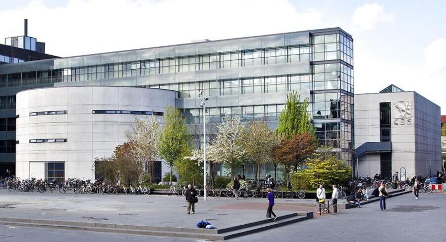 Copenhagen Business School på Solbjerg Plads 3, Frederiksberg.