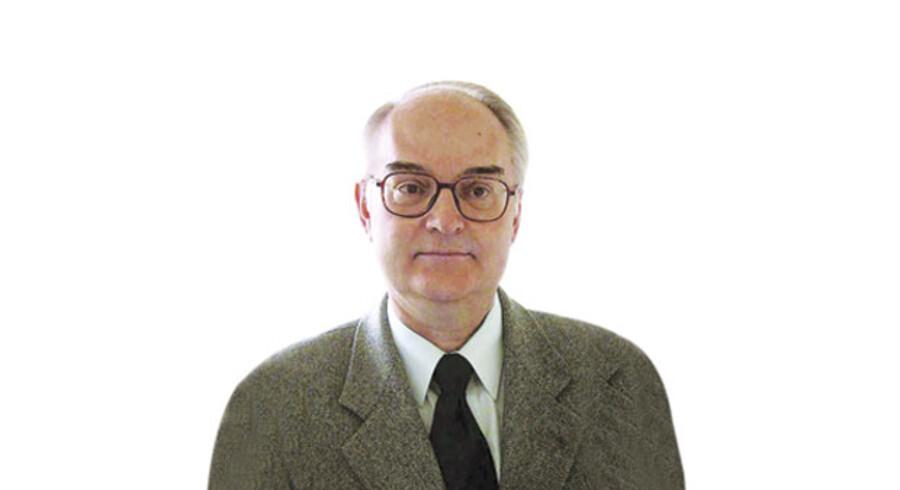 Jens Kampmann, Formand for Kattegatkomitéen, tidl. trafik- og miljøminister (S)