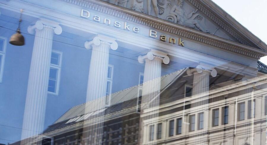 Danske Bank har givet penge til borgerlige partier gennem en såkaldt indsamlingsforening.