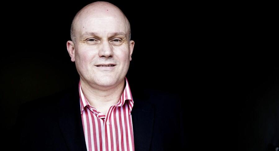 Coop Banks direktør Allan Nørholm ikke bare afviser kritikken fra Entercard - han skyder tilbage.