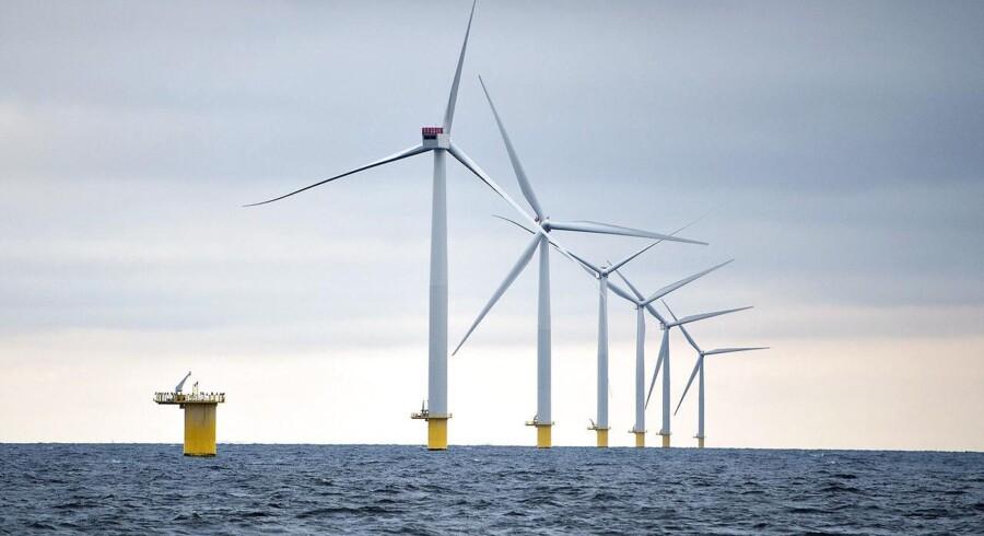 DONG Energy skal vokse efter børsnotering, og det er havvindmøllerne, der skal drive væksten, siger topchef. (Foto: Henning Bagger/Scanpix 2015)