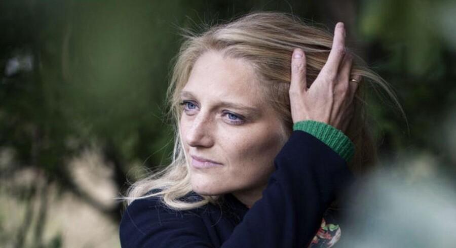 Zenia Stampe står bag det mest sete danske politikeropslag på Facebook.