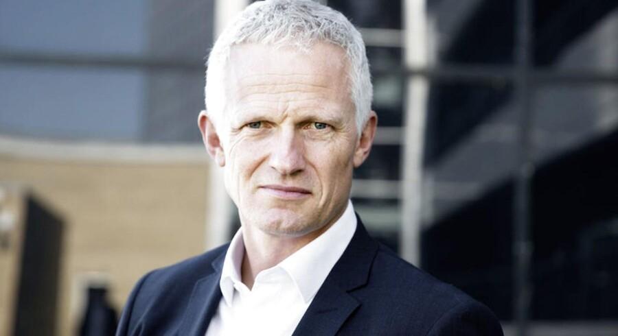 Grundfos' topchef, Mads Nipper, er ikke ramt af digitaliseringspanik, forsikrer han, selv om han har givet sig selv og den øvrige topledelse en kort frist til udgangen af marts til at finde ud af, hvordan pumpeproducenten udnytter det fulde potentiale i digitaliseringen.