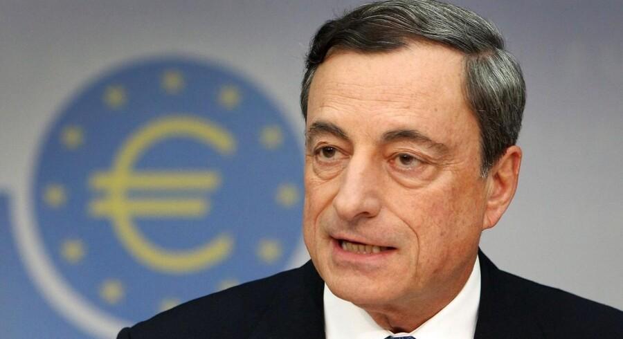 Den Europæiske Centralbank (ECB) har i sit forsøg på at få gang i den europæiske økonomi allerede banket renten i nul og kastet sig over opkøb af obligationer for at presse markedsrenterne yderligere ned, men det er højst uvist, om det er medicin nok for den langtidssygemeldte europæiske økonomi.