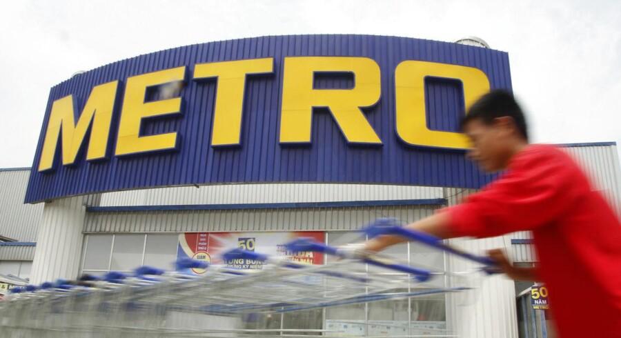 Metro dropper det danske marked, der ikke kunne levere hverken tilfredsstillende indtjening eller vækstpotentiale.