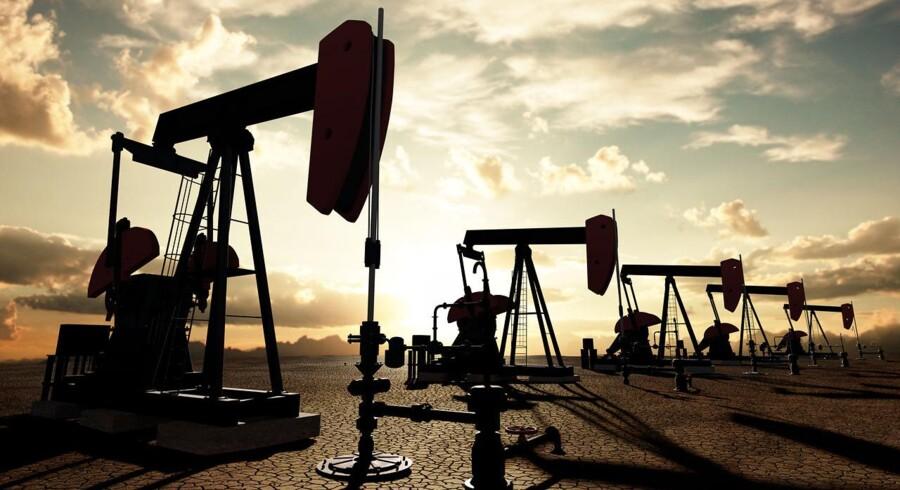 Mere olie fra USA og især Iran vil sandsynligvis medføre en lavere oliepris.