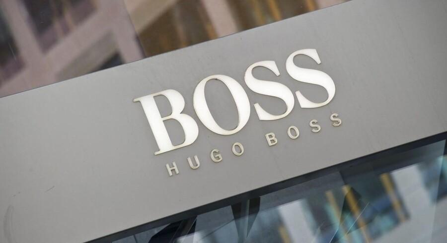 Den skuffende udvikling i Hugo Boss skyldes svigtende salg i Kina og USA gennem tredje kvartal.