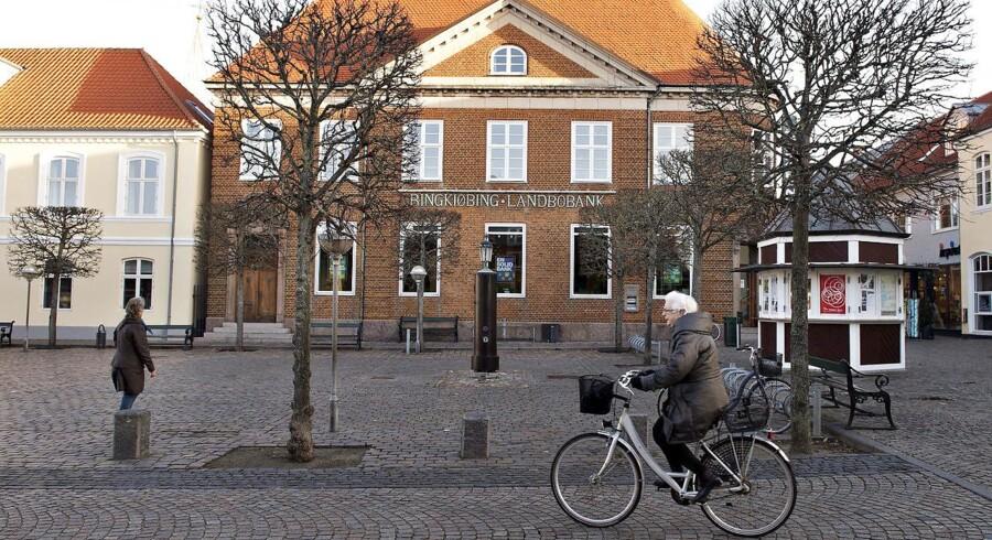Arkivfoto: Ringkjøbing Landbobank.