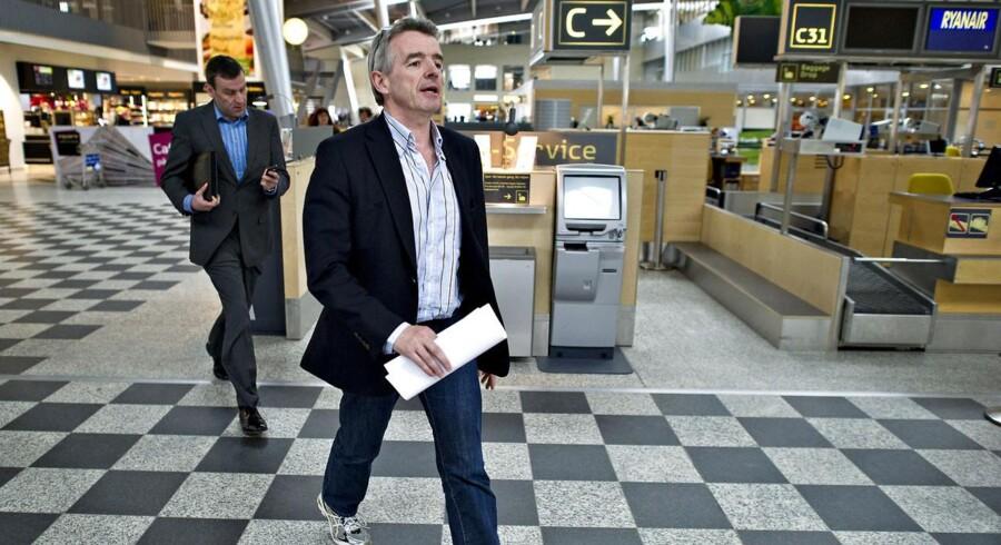 Ryanairs direktør Michael O' Leary.