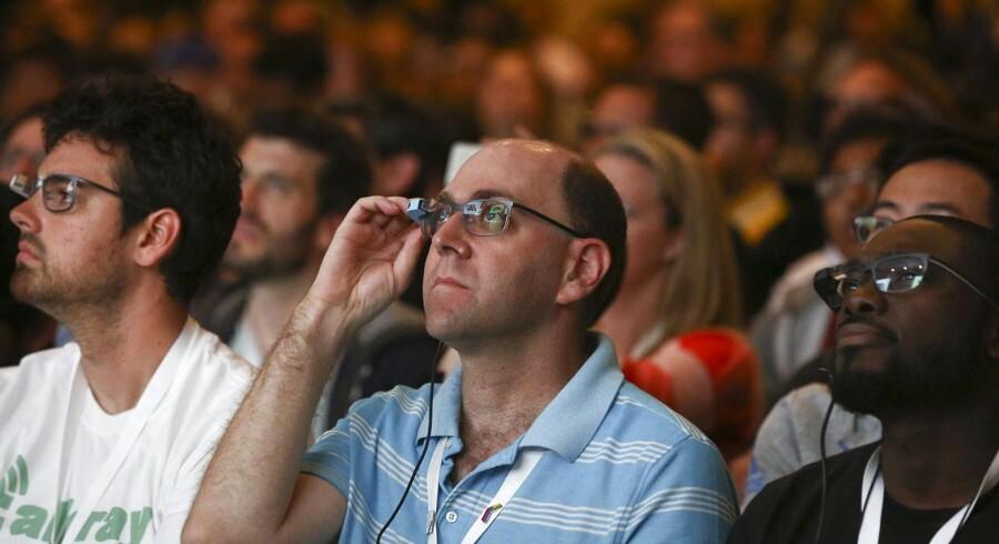 Det er af med Google Glass, hvis man vil i biografen i England. Her laves der politikker for brugen af dem for at forhindre, at de anvendes til ulovligt at kopiere film fra lærredet.