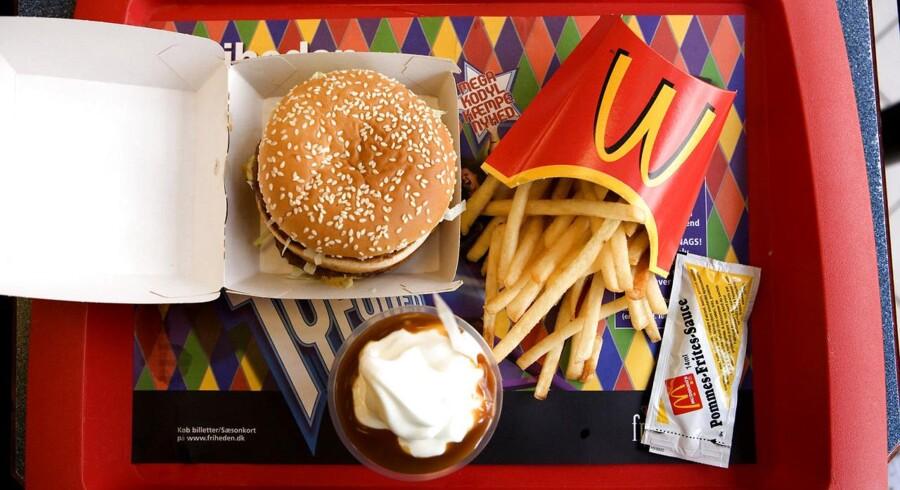 Amerikanske Subway og Pizza Hut melder sig ind i kampen om danskernes fastfoodtrang, men de allerede etablerede kæder som McDonalds og Burger King giver sig ikke uden kamp.