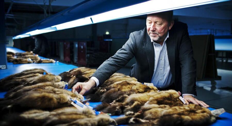 Kopenhagen Furs direktør, Torben Nielsen, forventer endnu større overskud næste år.