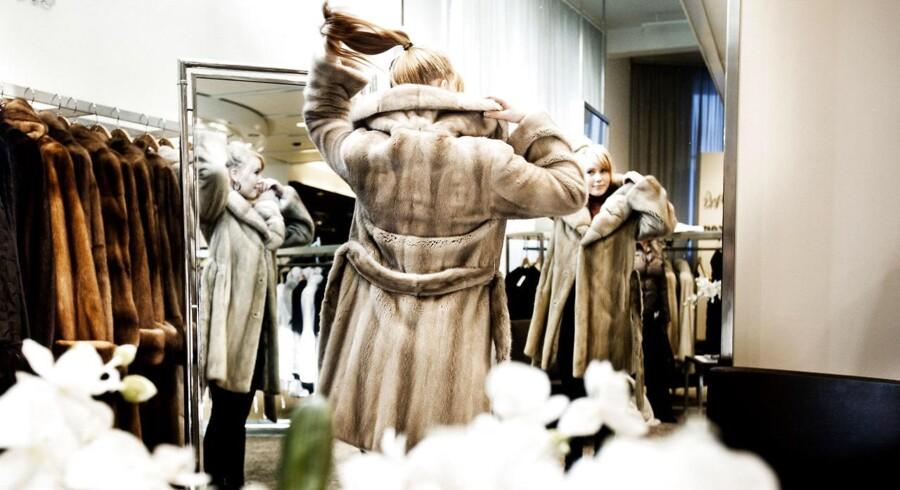 Der er især stor efterspørgesel i Kina, men også de traditionelle markeder som Rusland, Europa og Nordamerika har appetit på pelsværk, siger Kopenhagen Fur.