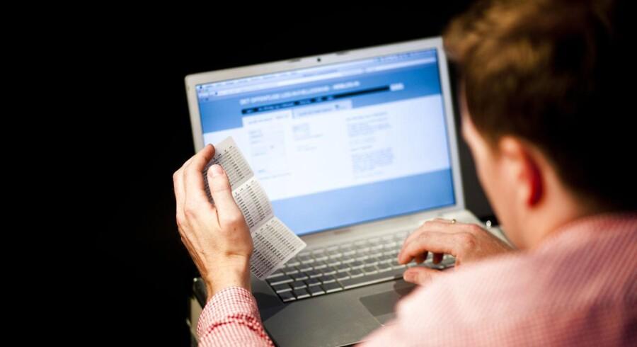 82 procent af de adspurgte i en stor undersøgelse svarer, at de foretrækker at benytte sig af netbank til bankforretninger frem for personlig betjening i filial.