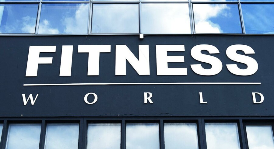 Fitness World Base Camp på Amager