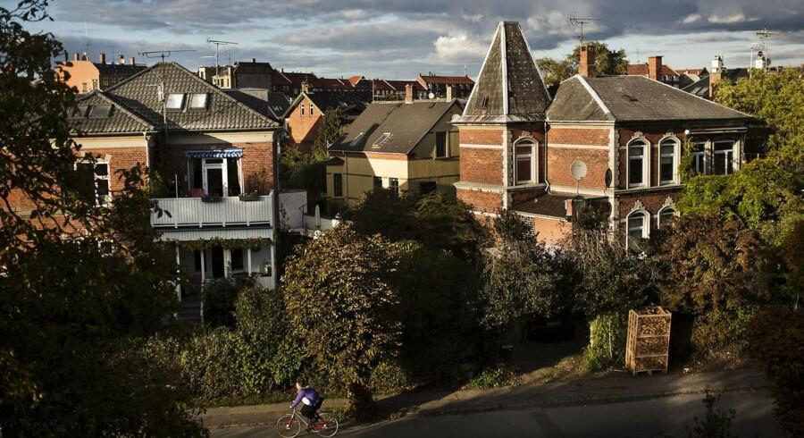 Ejendomskat til kommunen skal man betale, uanset om man bor i ejendommen eller ej.
