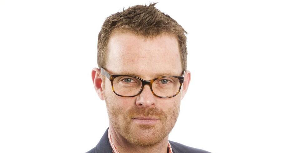Kresten Schultz Jørgensen, adm. direktør LeadAgency.