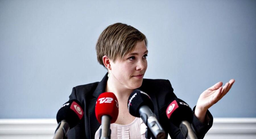 Sundhedsminister Astrid Krag.