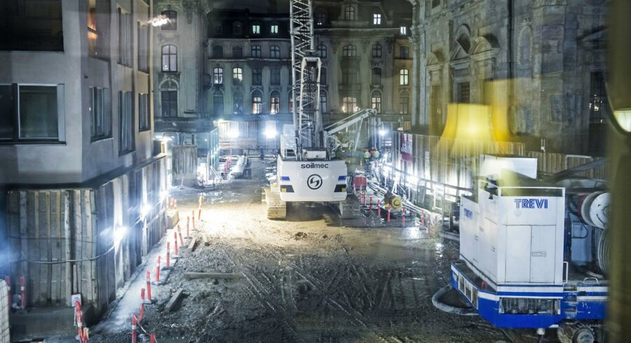 Det københavnske metrobyggeri sætter danmarksrekord i dårligt arbejdsmiljø med hele 60 påbud fra Arbejdstilsynet. Trist for medarbejderne, lyder det fra 3F.