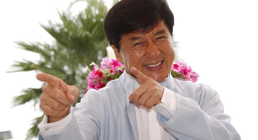 """Den 58-årige Hong Kong-stjerne Jackie Chan, der betegnes """"Asiens stolthed"""" af en koreansk kollega, er igen filmaktuel med Chinese Zodiac."""