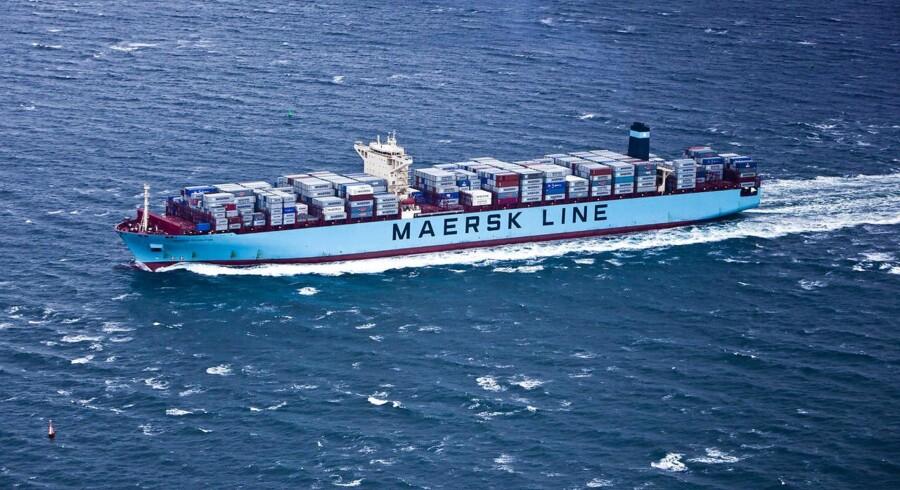 A.P. Møller-Mærsks containerrederi, Maersk Line, er uenig i en afgørelse fra de russiske konkurrencemyndigheder, der går på, at rederiet har overtrådt russisk lovgivning ved at annoncere generelle prisændringer på containerfragt.