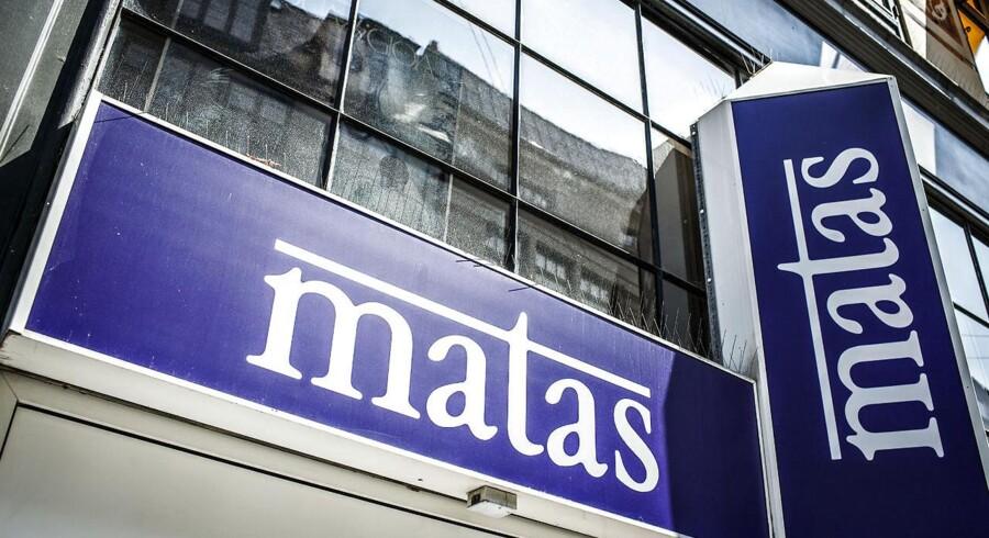 Julehandlen sidste år matchede i store træk handlen året før hos Matas. Og det er administrerende direktør i Matas Terje List ganske godt tilfreds med, efter materialistkæden er kommet med regnskab onsdag morgen for tredje kvartal i det forskudte regnskabsår 2014/15.