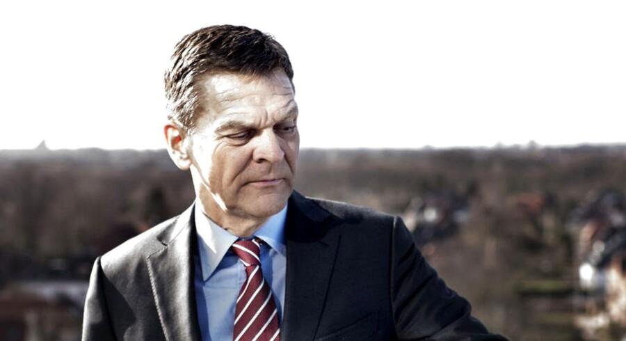 Ole Andersen siger farvel til Tiger, hvor han har været bestyrelsesformand i to et halvt år. Vagn Sørensen overtager posten.