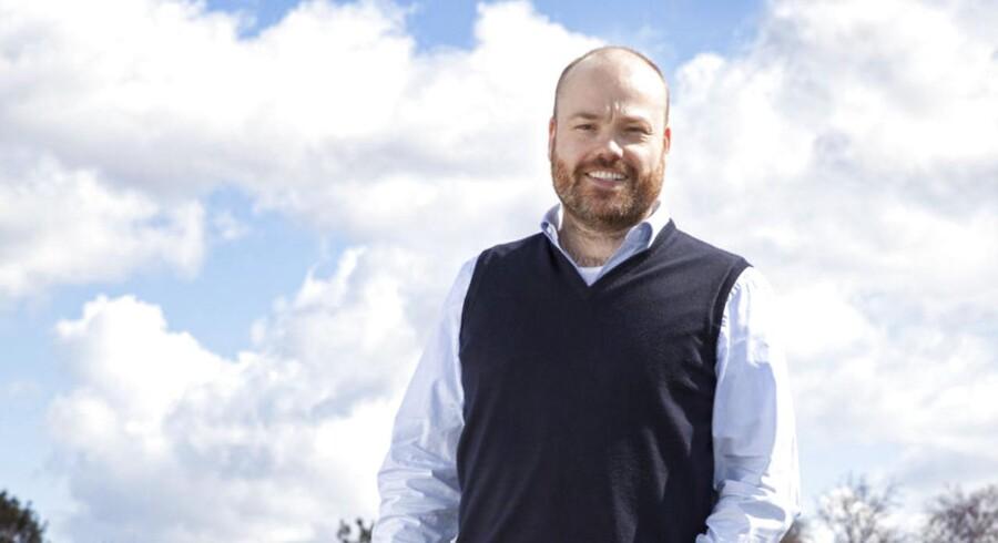 Anders Holch Povlsen, adm. direktør i Bestseller.