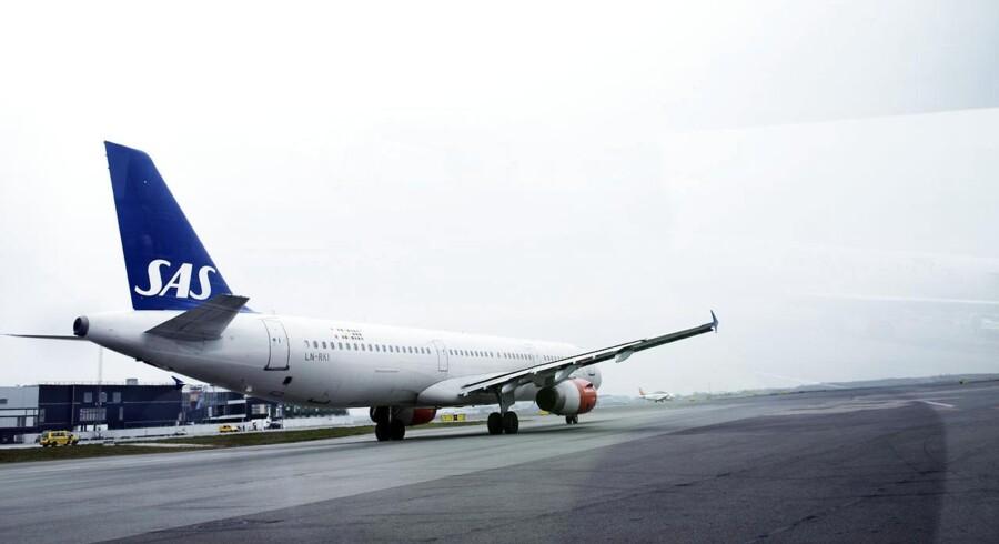 Københavns Lufthavn, SAS.
