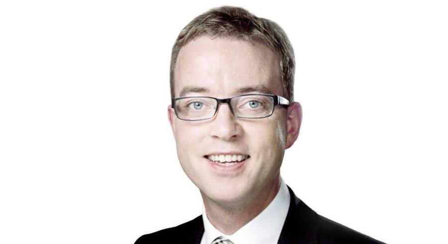 Esben Lunde Larsen, MF (V) uddannelses- og forskningsordfører