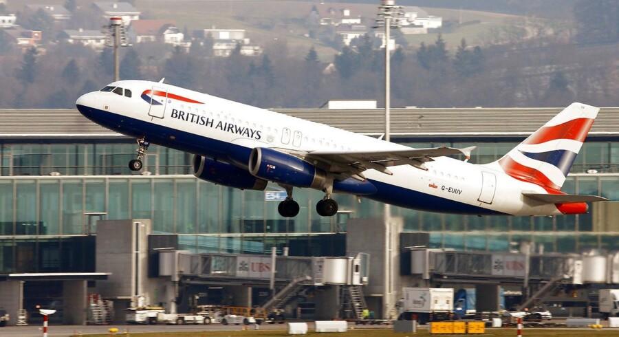 British Airways-ejer vil have mere konkurrence i Heathrow