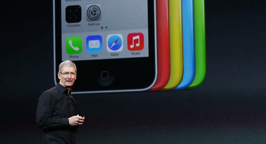 Apples CEO Tim Cook