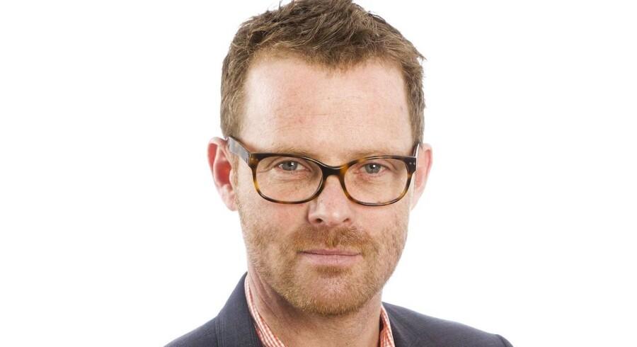 Kresten Schultz Jørgensen, adm. direktør og kommunikationsrådgiver.