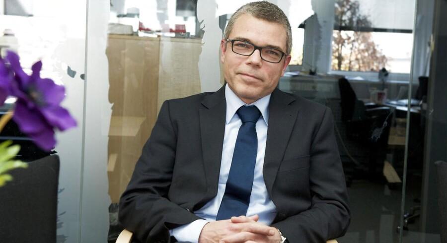 Skats direktør, Jesper Rønnow, slipper for nemt, mener Dansk Folkeparti.
