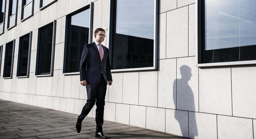 Martin Larsen, chef for finansiel planlægning og analyse, APM.