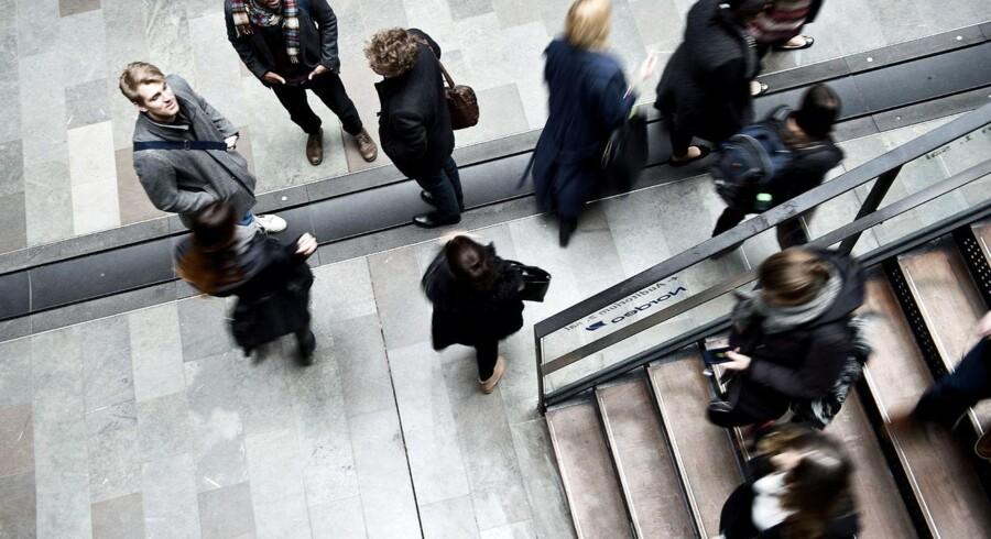Arkivfoto fra Copenhagen Business School.