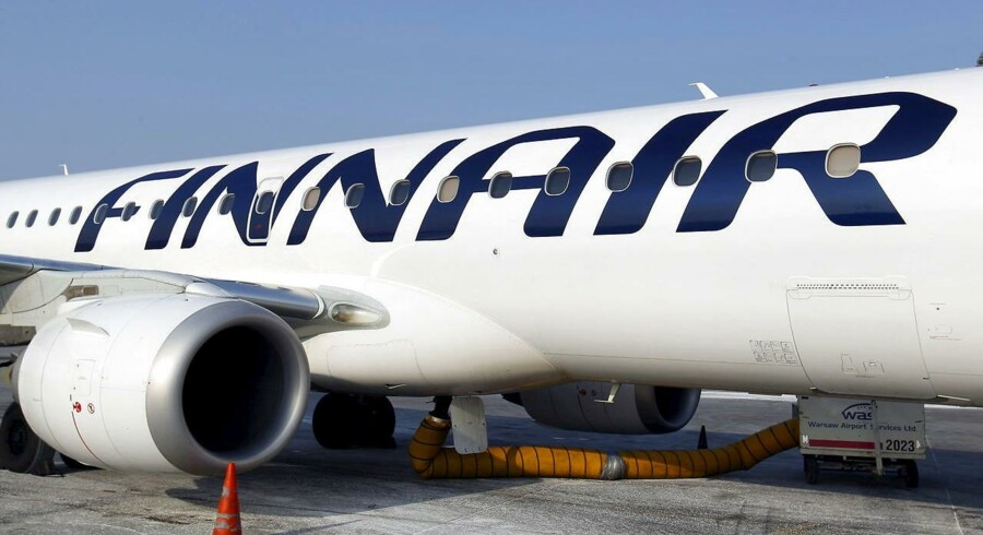 Finnair lykkedes med at sænke sine udgifter per fløjet passagerkilometer med 9,9 pct. i kvartalet, når man ser bort fra valutaudsving og de højere priser på brændstof.