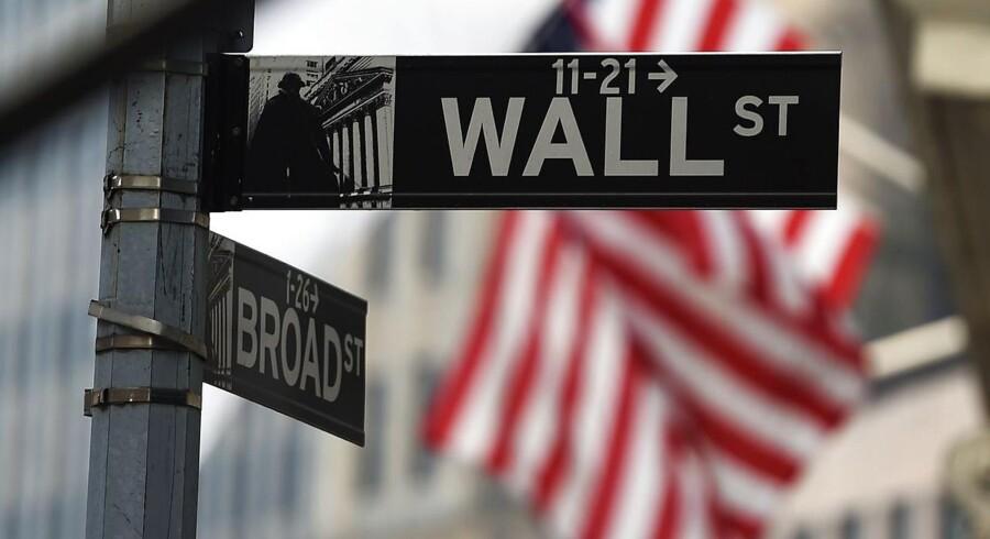 Efter års nedtur for job peger nu pilen fremad på Wall Street i New York.