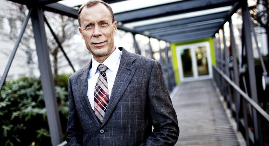 Bestyrelsesformand i ALK-Abellós, Steen Riisgaard.