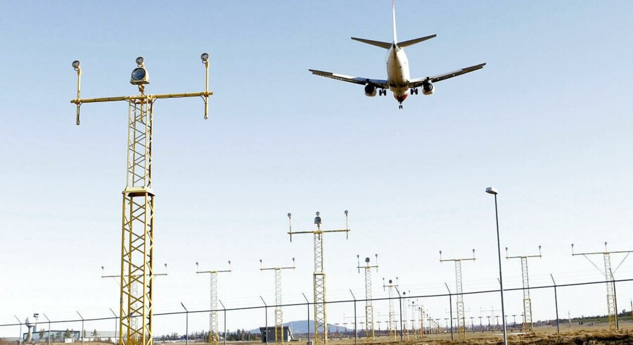 Oslo Lufthavn vil være knudepunkt for langdistanceruter og udfordrer dermed Københavns position i Skandinavien.