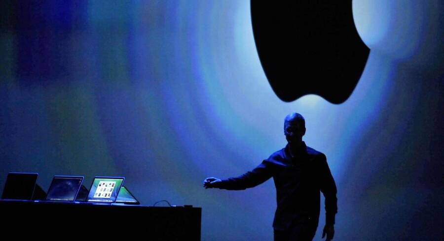 Carl Icahns tweet om en middag med Apples topchef Tim Cook flyttede markedet.